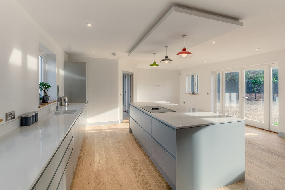 Developed Design – Planning Permission Listed Building Consent