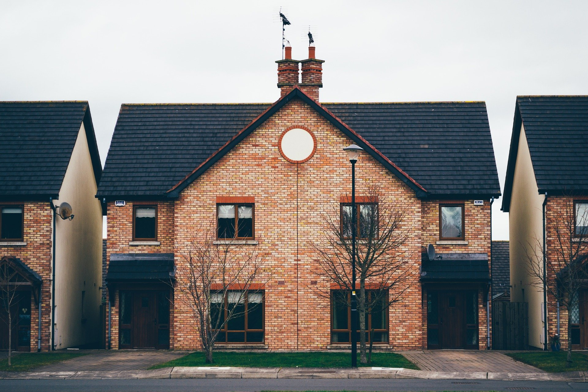 Semi detached house Clear Reporting RIC