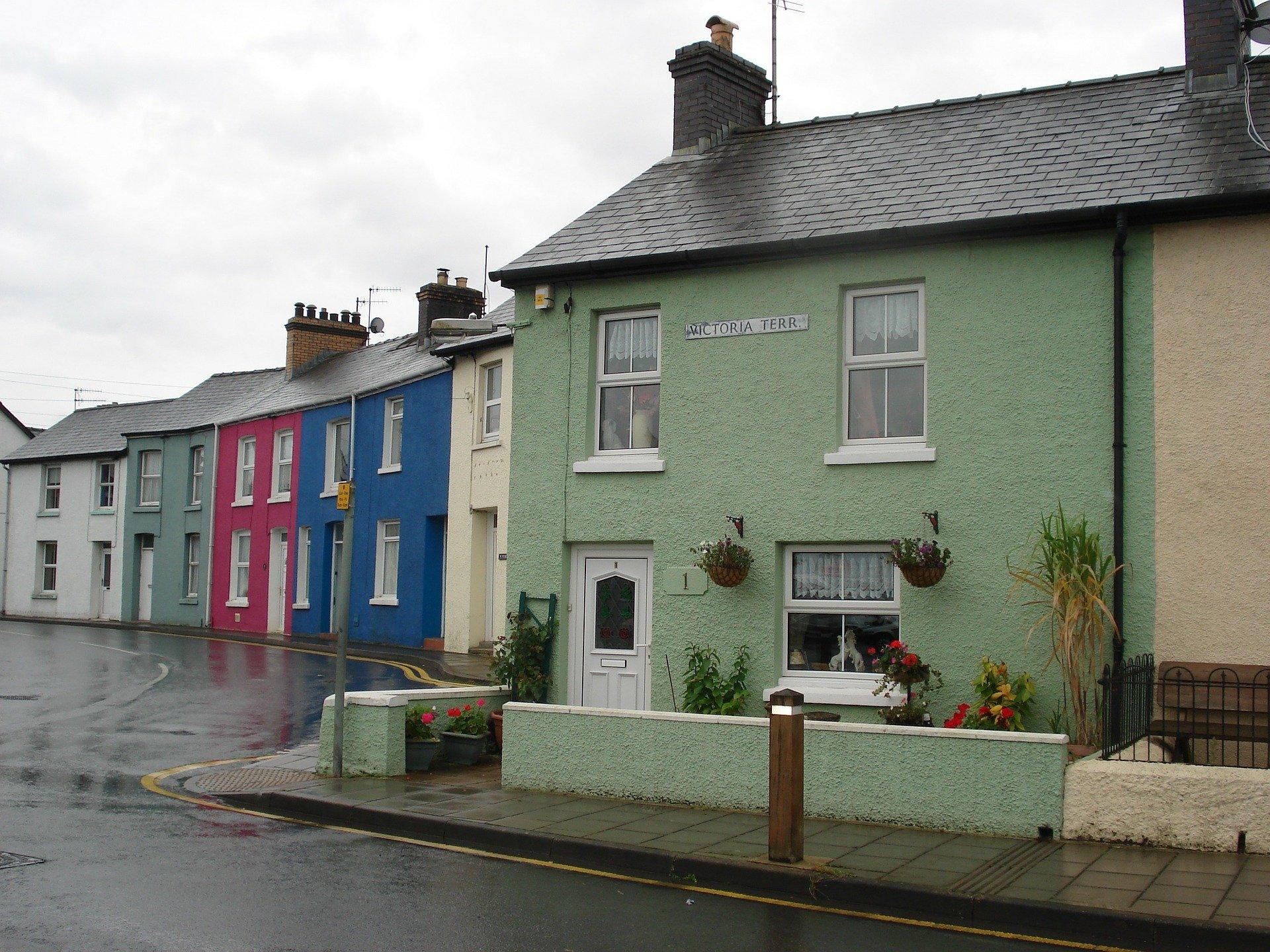 Terraced House for a RIC Survey